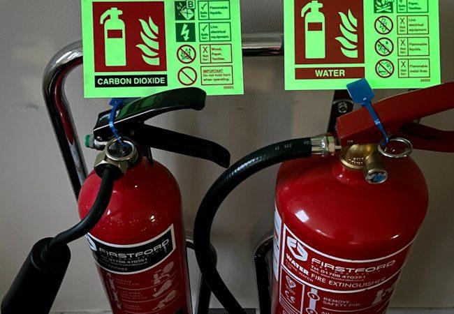 Fire Extinguisher Installation - Essex - London